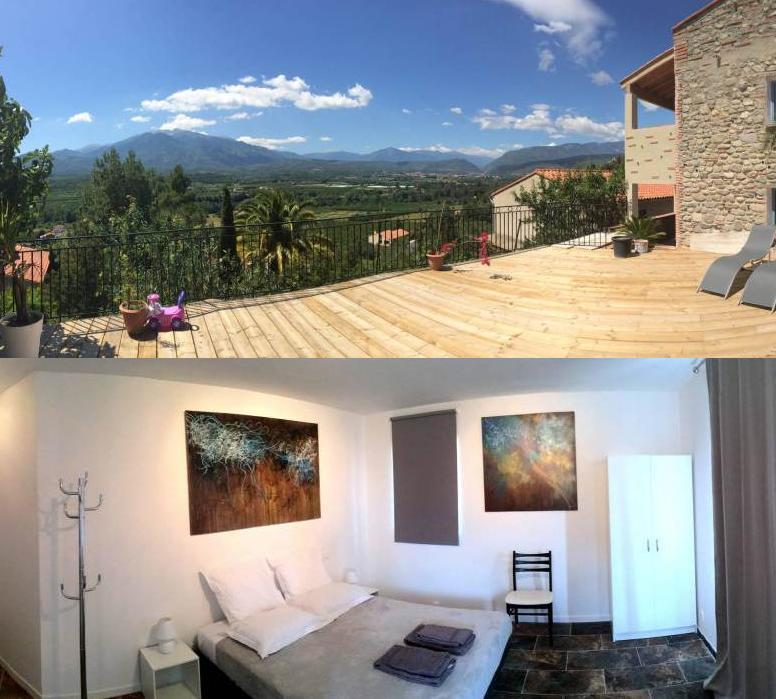 eco tourisme B&B hotel pyrenees