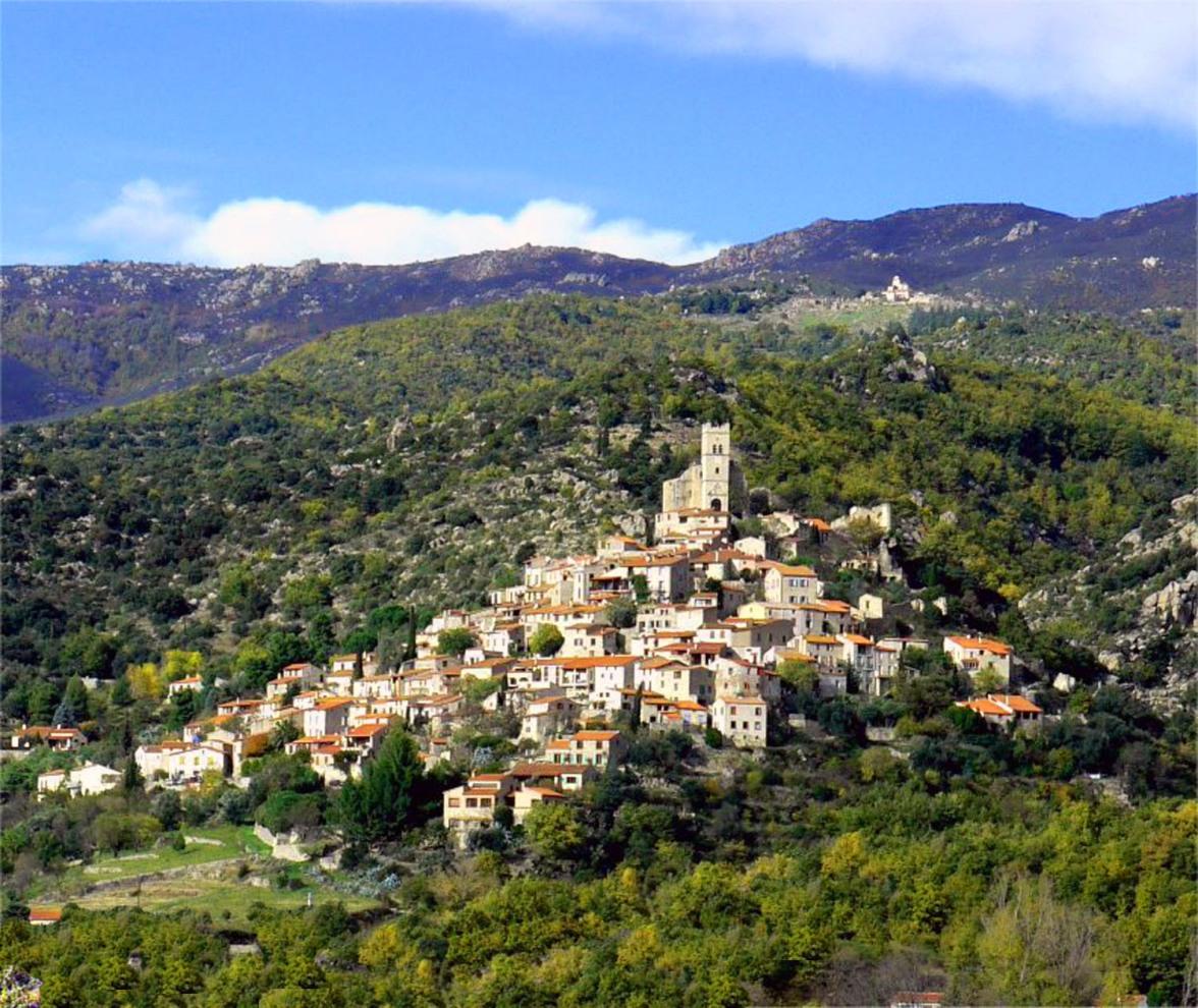 sunniest village of France