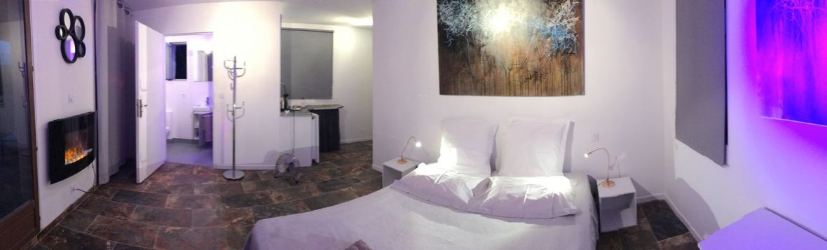chambre charme tres estelles