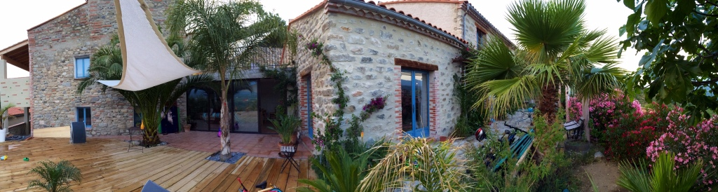 Maison d'hotes - Pyreneés Orientales à Eus