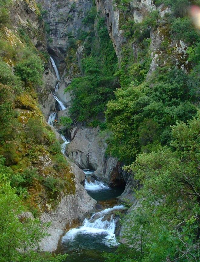 llech canigou canyon