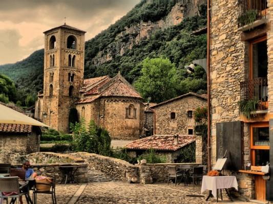 beguet-poble bonic de catalunya