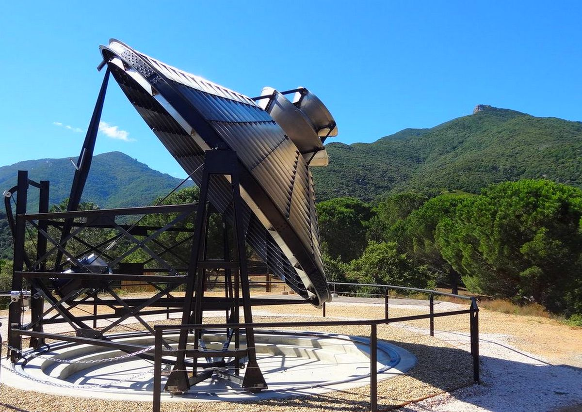 solar oven pyrenees