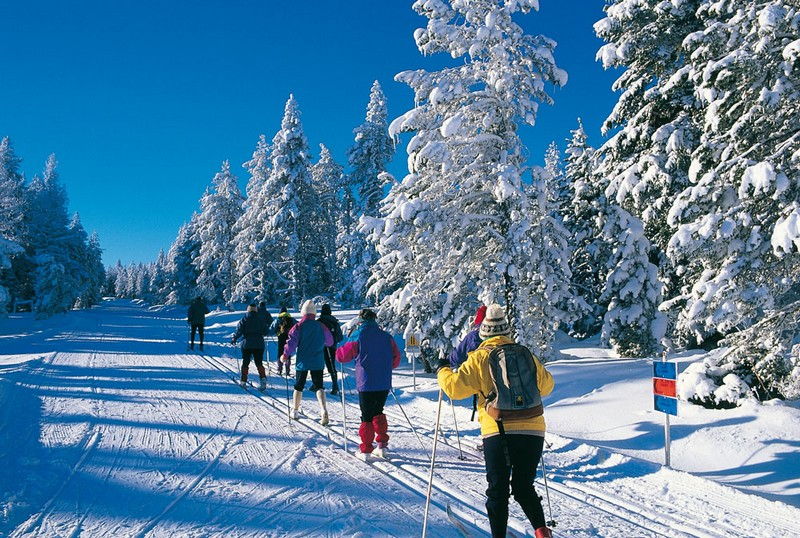 ski de randonnée sur le Canigou, en Cerdagne et capcir