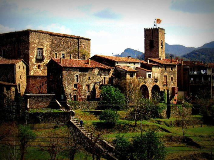 poble mes bonic de catalunya