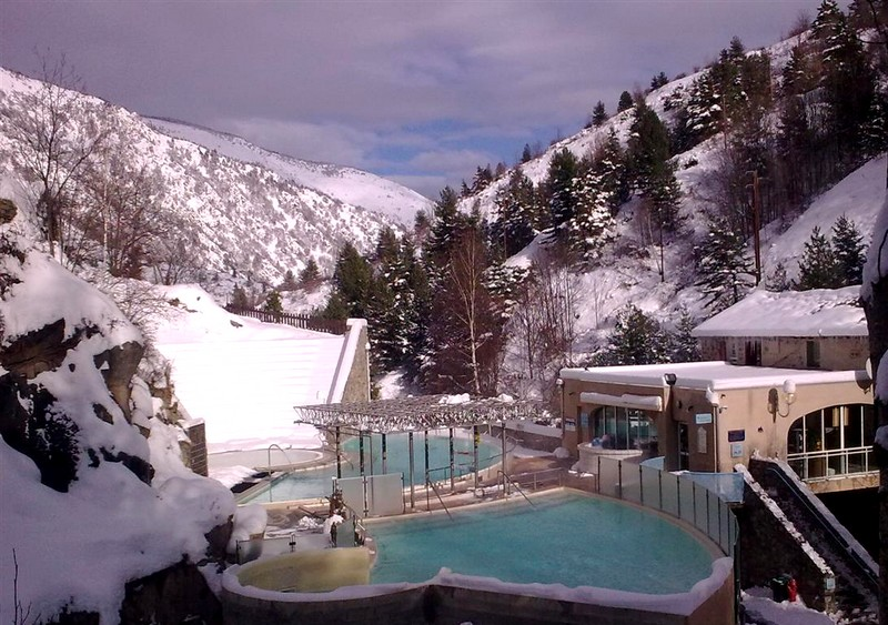 thermoludisme - bains chauds naturels