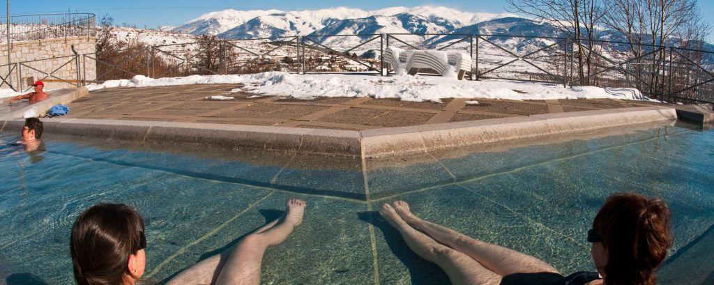 bains romains de dorres