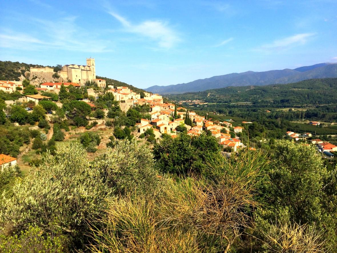 plus beaux villages de France EUS pyrenees orientales