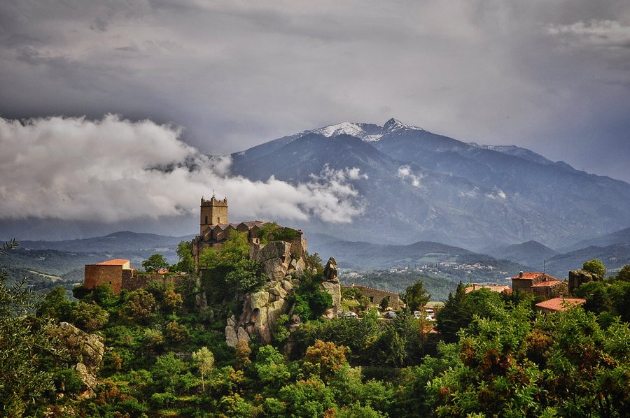 escapade romantique dans les Pyrénées Orientales