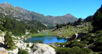 Las et étangs de la Carança - Pyrénées catalans