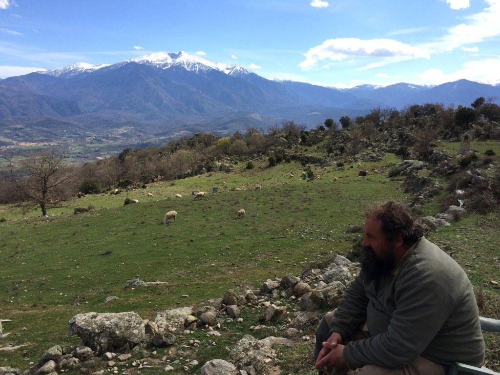 Michel, Dernier berger de cOmes - Pyrénées