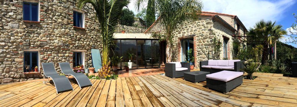 Casa Ilicia Maison d'hôtes bioclimatique
