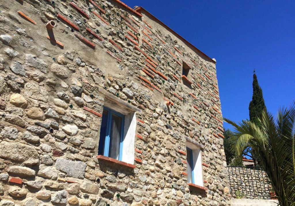 Maison bioclimatique - dans le Sud de France