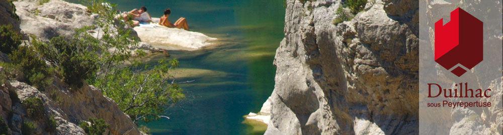 Gorges de Duilhac - Peyrepertuse