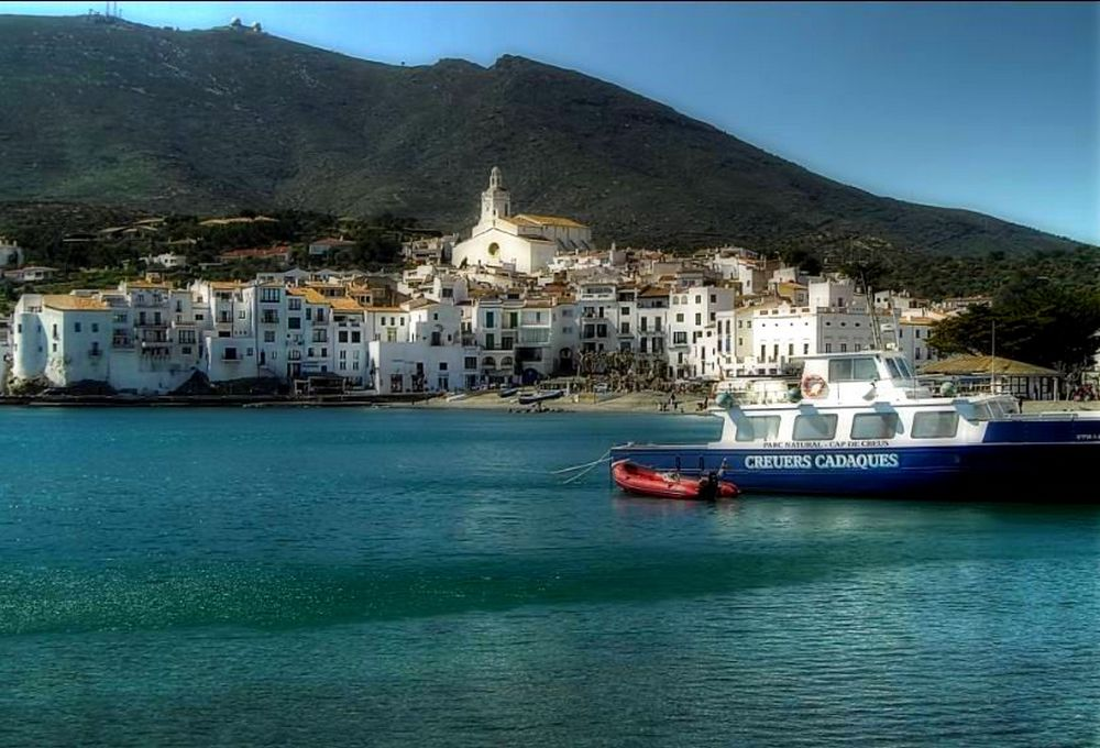 Cadaques beautiful village of Europe