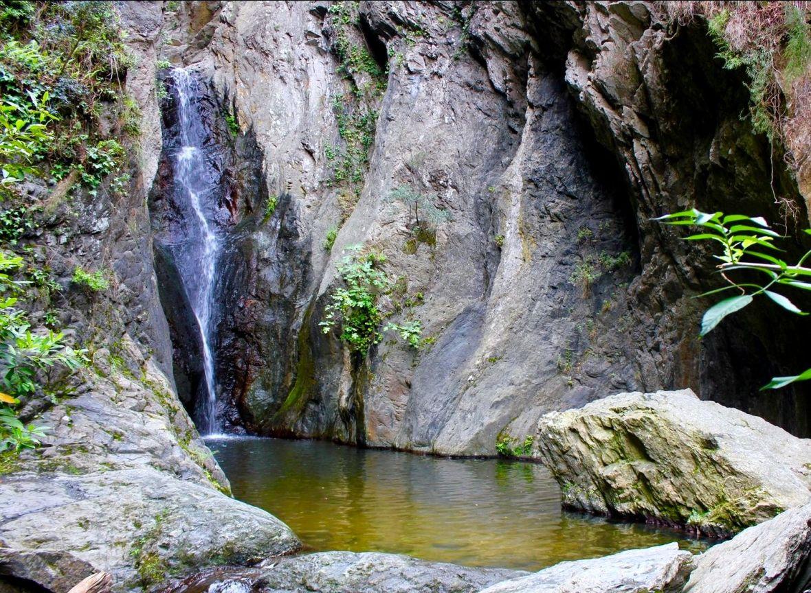 cascade baoussous ceret
