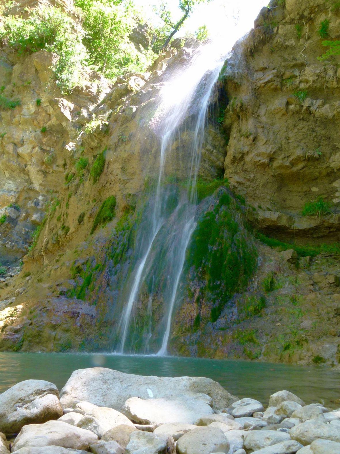 bugarach cascade aude 11