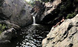 cascade pyrenees orientales