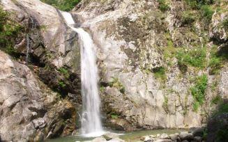 cascade vernet canigou