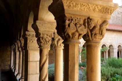 balade spirituelle autour de l'art roman