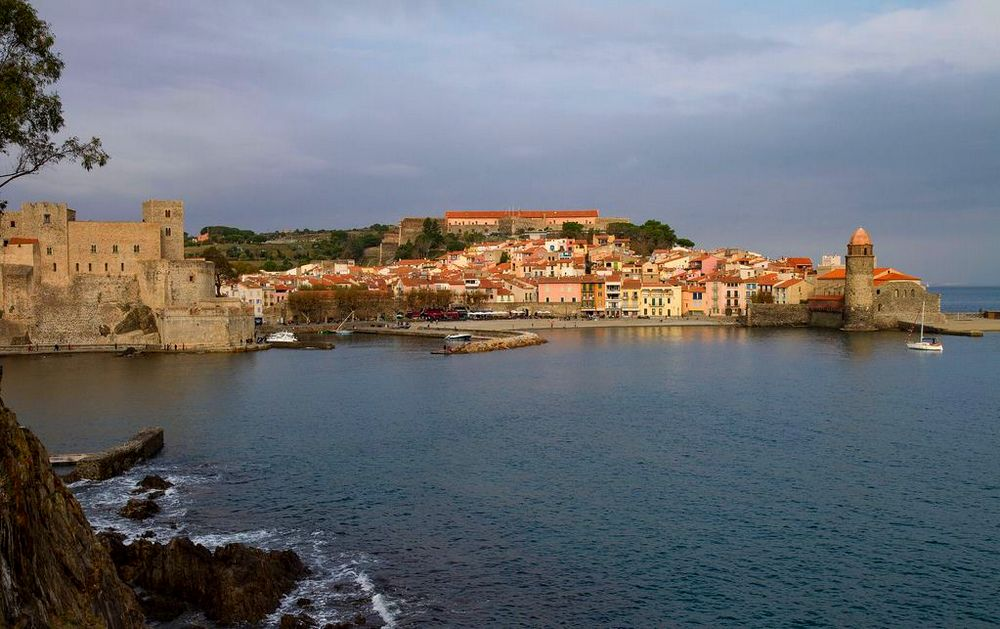 Collioure TOP 20 beautiful village of the world