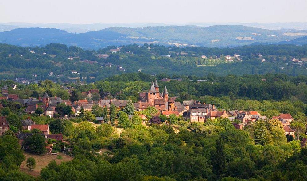 Collonges la rouge TOP 20 villages of Europe