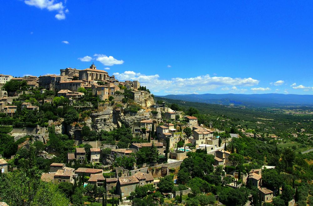 best of villages of Provence