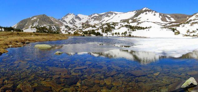 bouillouses lac climatisé