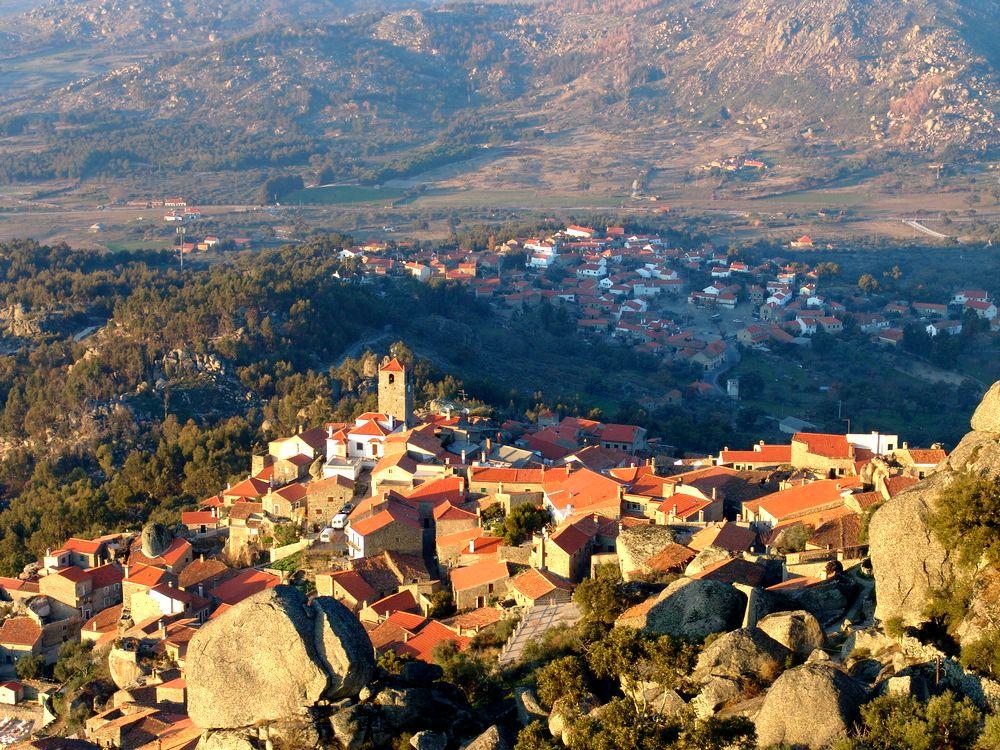 Monsanto plus beau village portugais