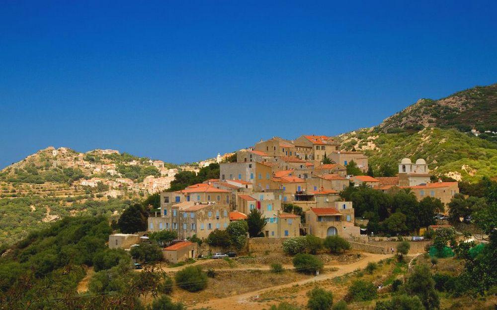 plus joli village Corse