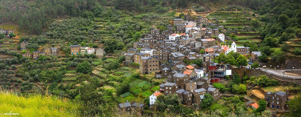 Piodao plus beau village du Portugal
