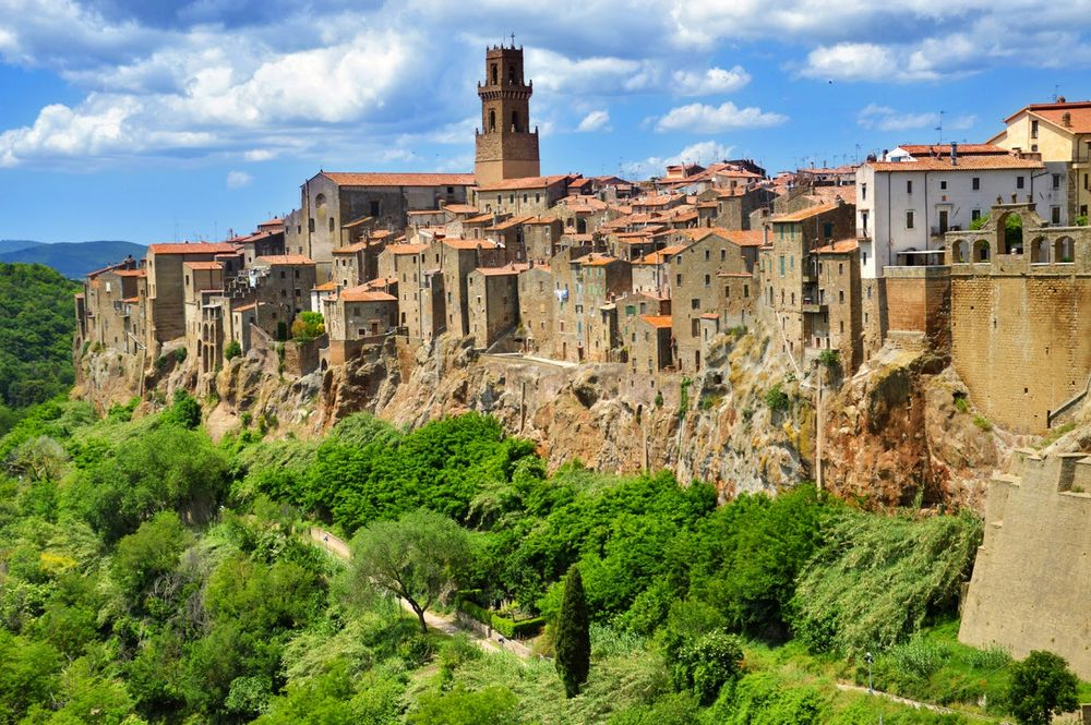 Pitigliano best village of italy