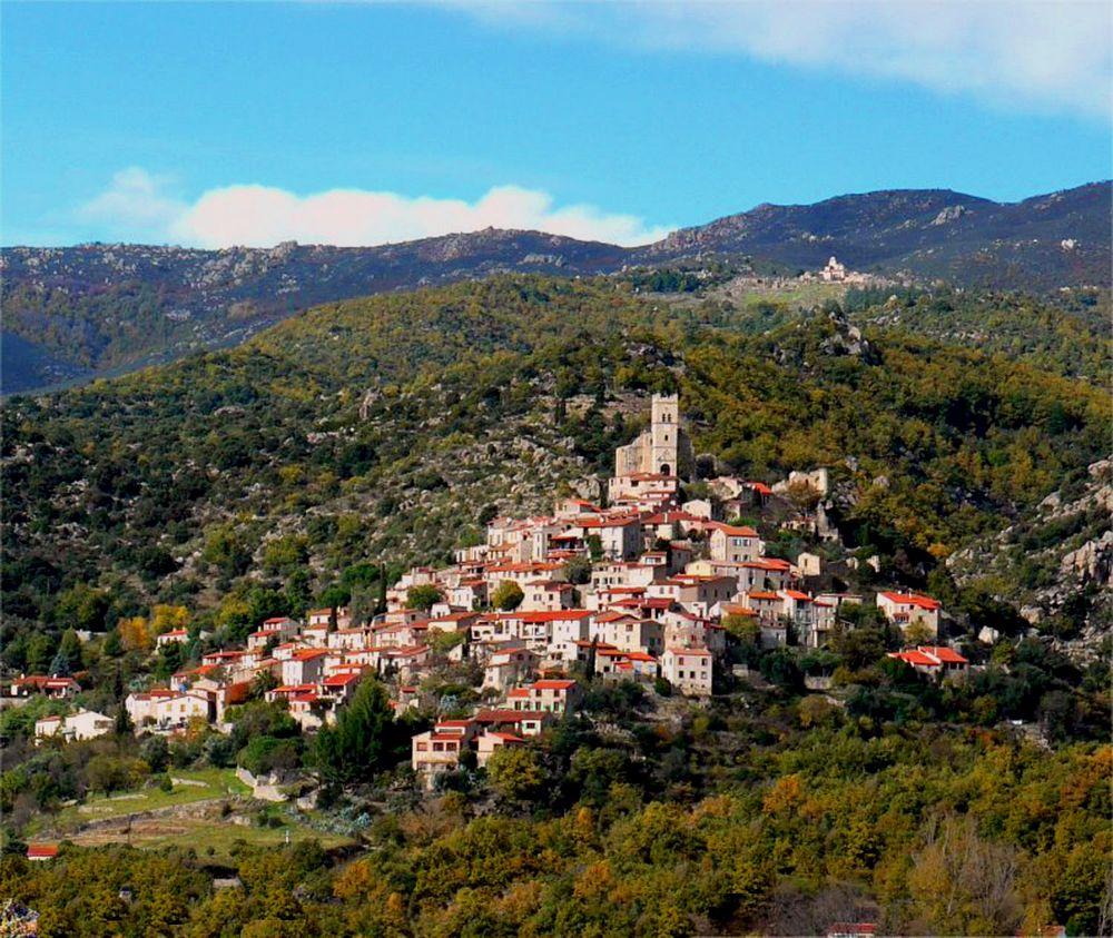 Plus beau village d'Europe EUS
