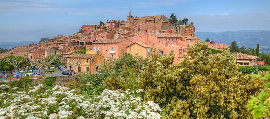 Roussillon provence TOP 20 villages