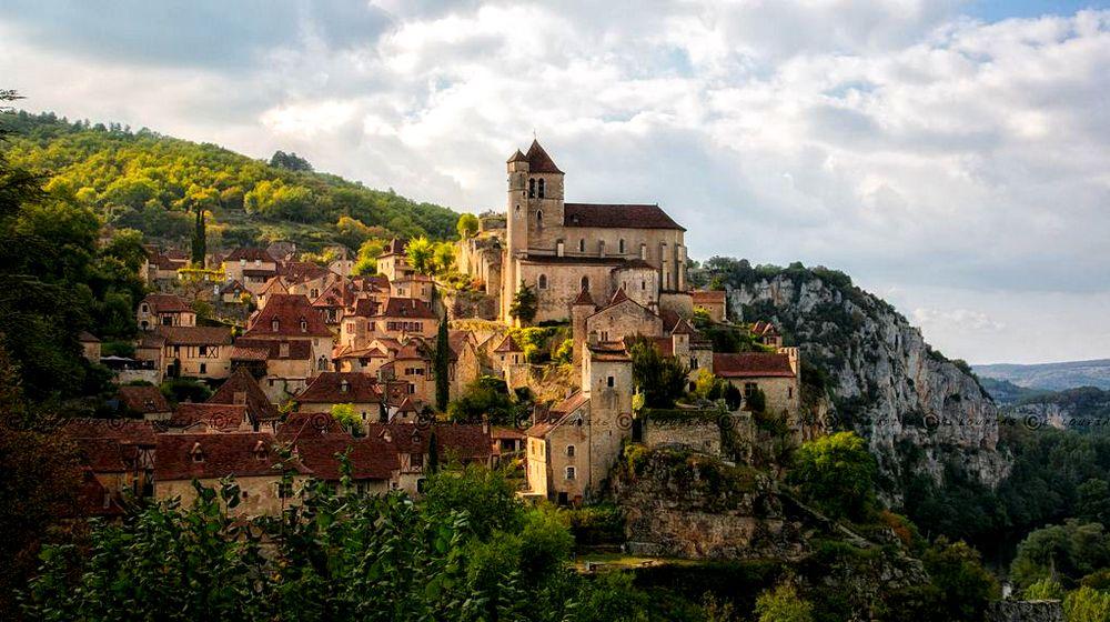 Saint cirq lapopie TOP 10 best villages of the world