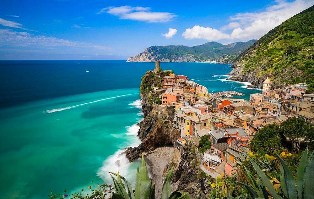 une des plus beaux villages d'Italie
