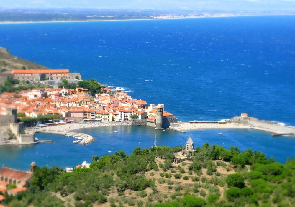 bed and breakfast collioure
