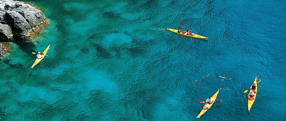 canoe kayak Cote Vermeille Costa Brava