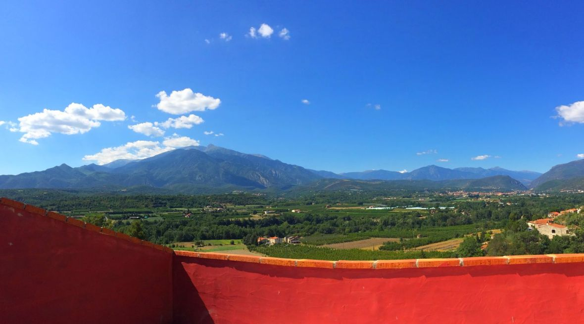 habitacion pirineus bicicleta muntanya