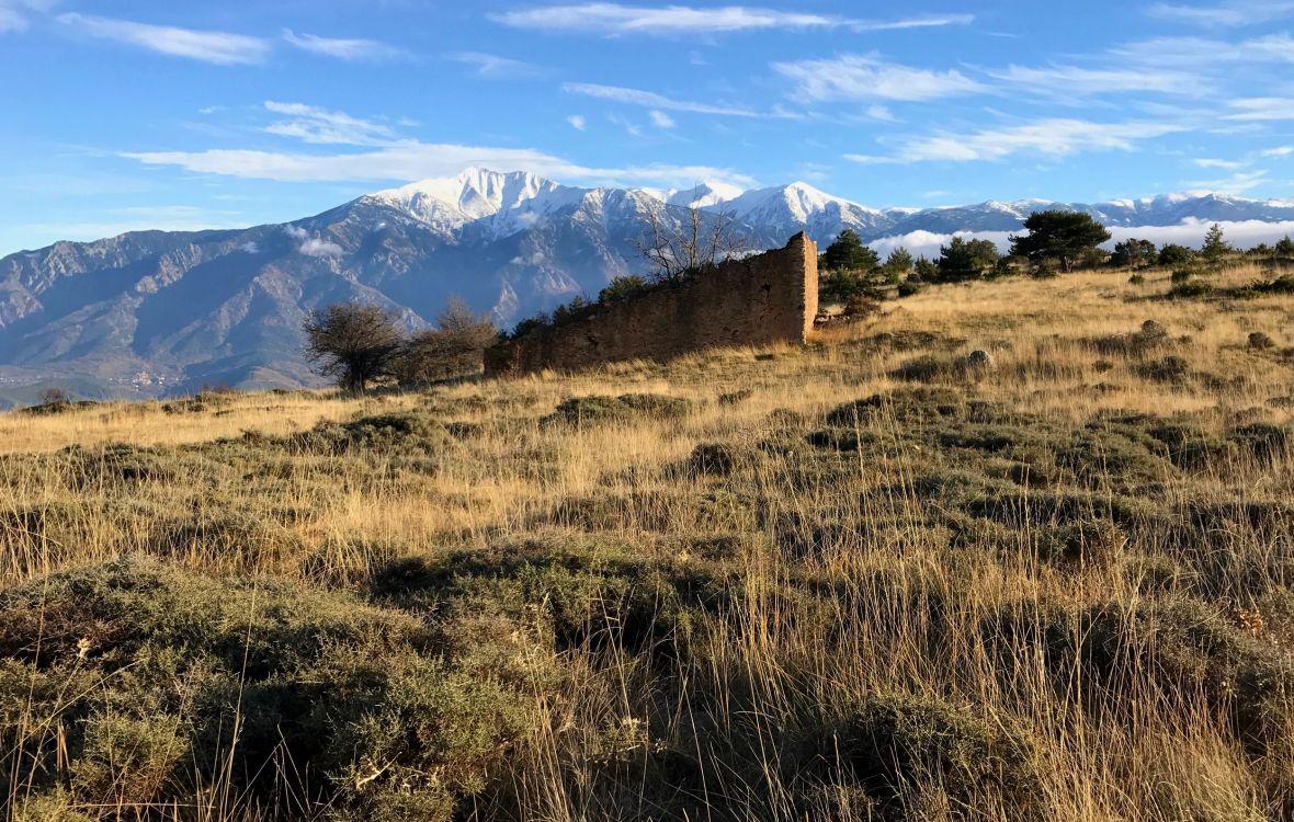 orris en pierre sèches - Pyrénées Catalanes