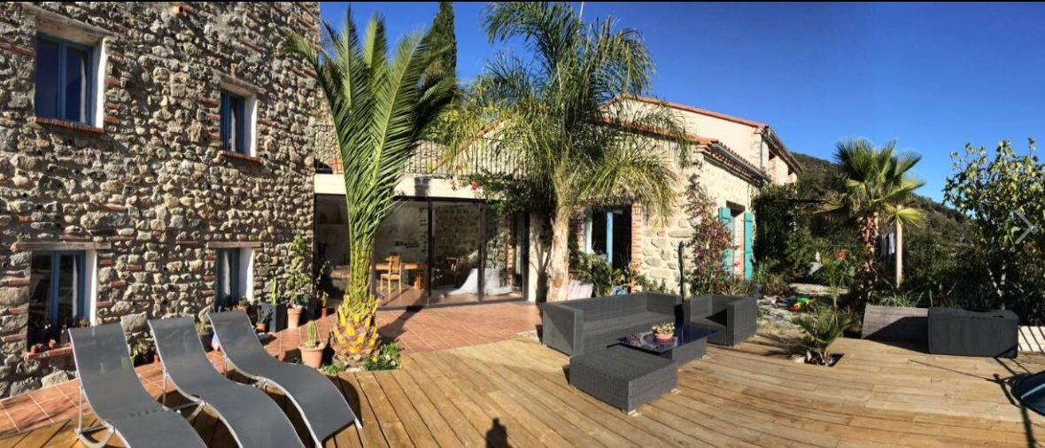 Casa rural con vistas panor micas pirineo catalan casa ilicia chambres d 39 h tes eus - Casas pirineo catalan ...