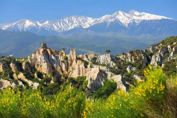 uno de los mas bonitos pueblos de Francia