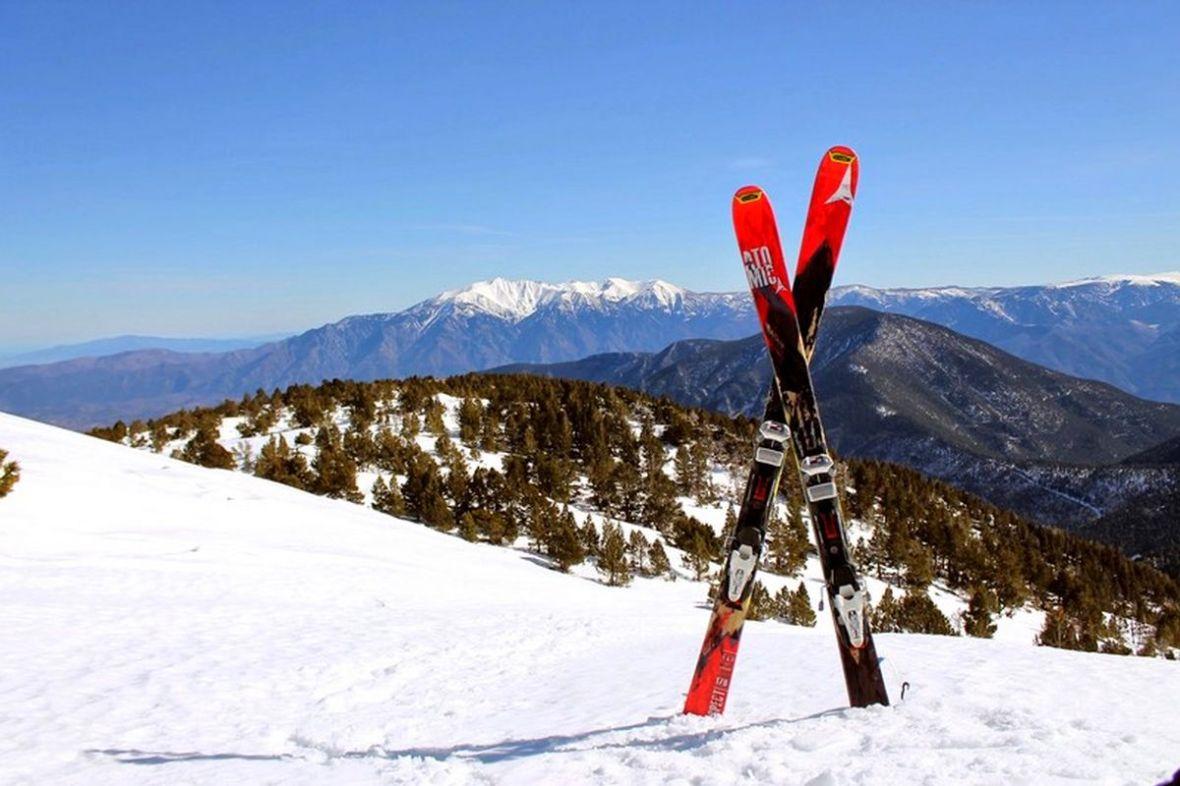 font romeu esqui francia hotel