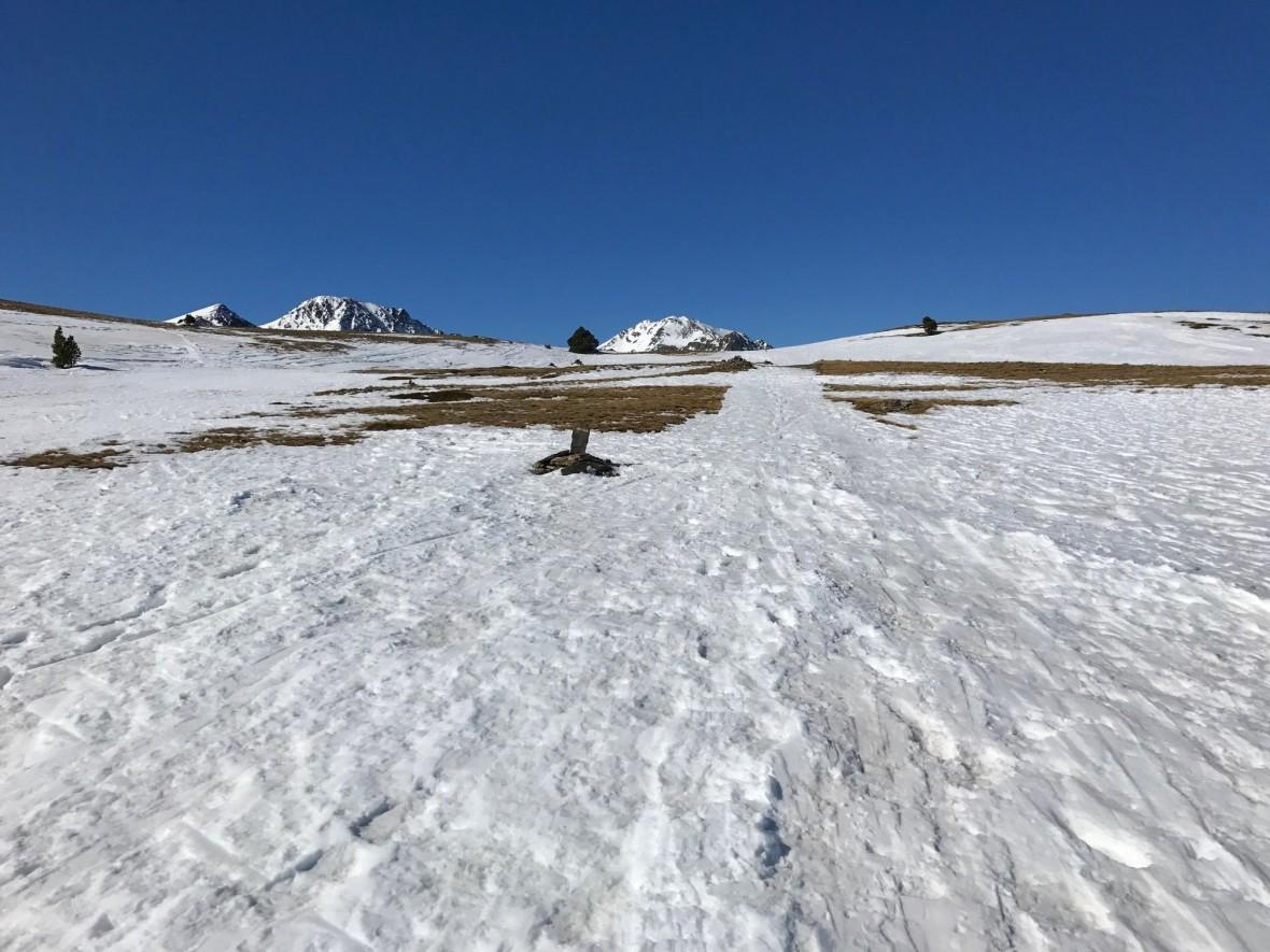 Refuge Camporells - Capcir - massif du Carlit