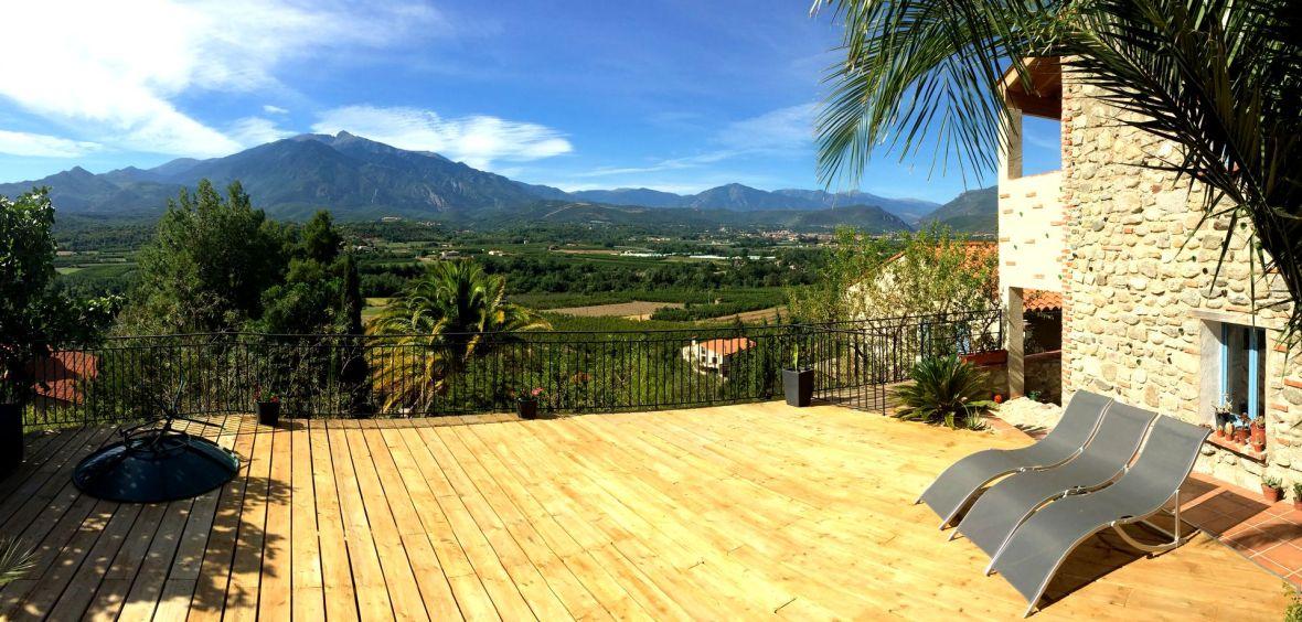 séjour au village d'Eus - Pyrénées Orientales b&b pas cher