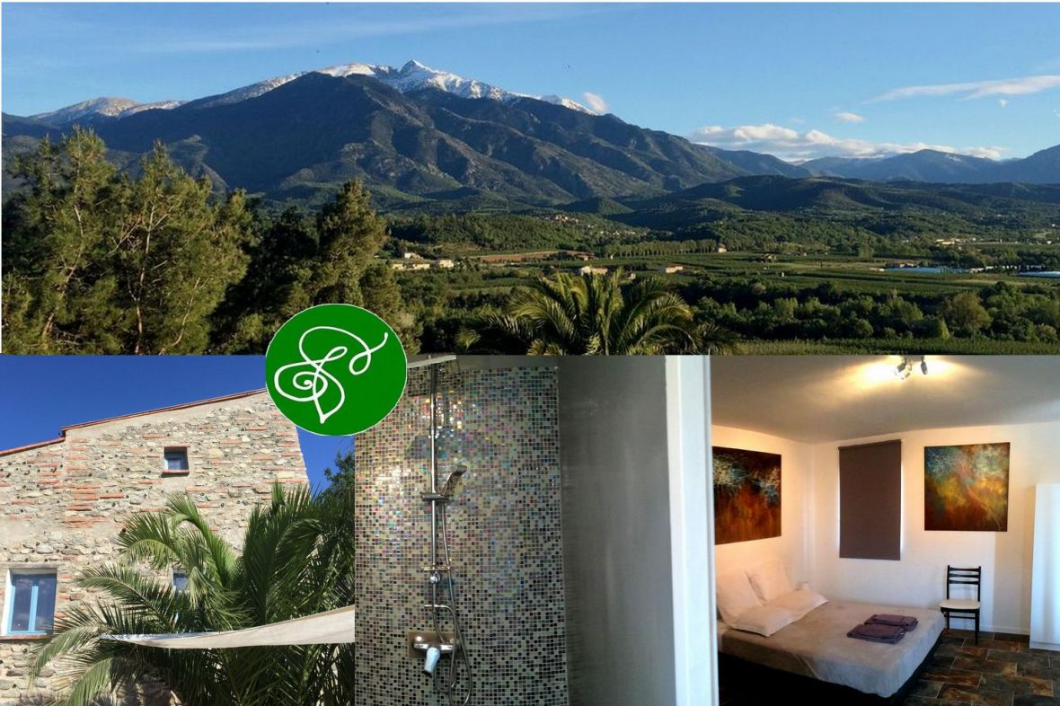 Maison d'Hôtes de Charme dans les Pyrénées Orientales Collioure Banyuls