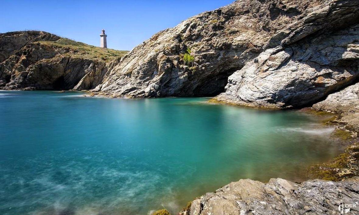 Criques entre le Cap Béar et l'anse Sainte Catherine