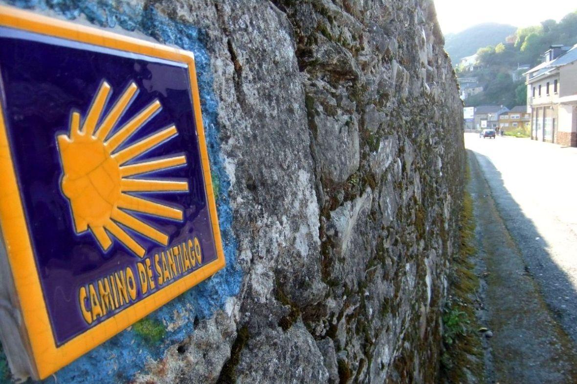 Chemin de Compostelle - Camino de Santiago 66 France