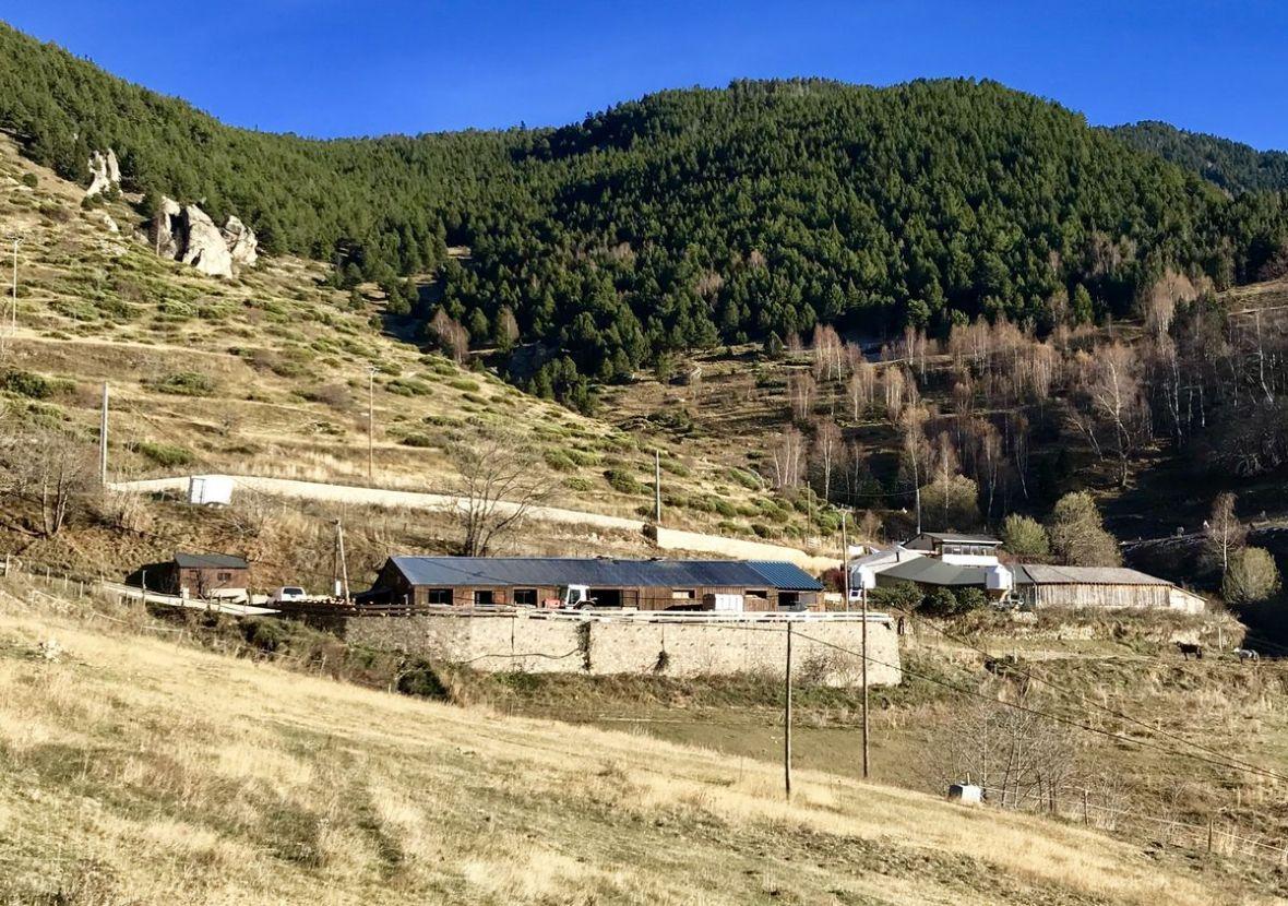 Excellente Fromagerie de Mantet, Parc Naturel des Pyrénées Catalanes