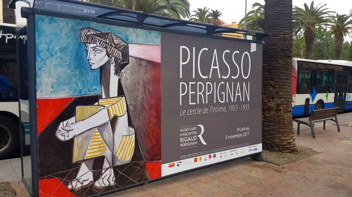 centre art contemporain picasso perpignan